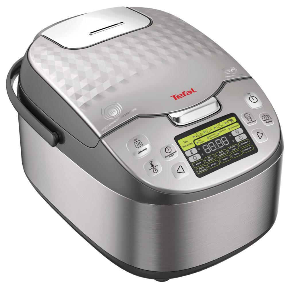 Мультиварка Tefal Effectual Pro Induction RK807D32