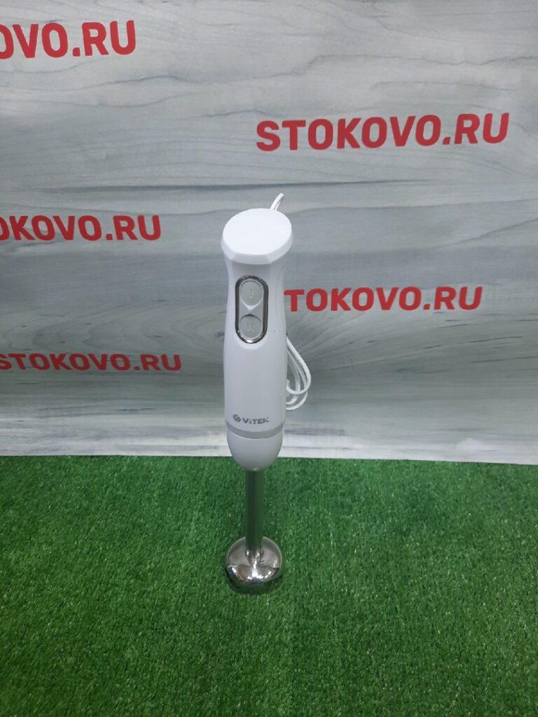 Погружной блендер VITEK VT-3418 W