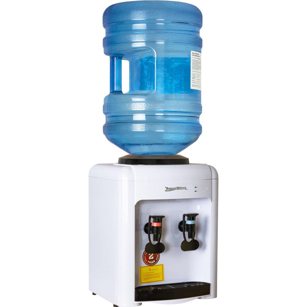 Кулер для воды Aqua Work 0.7TK, White