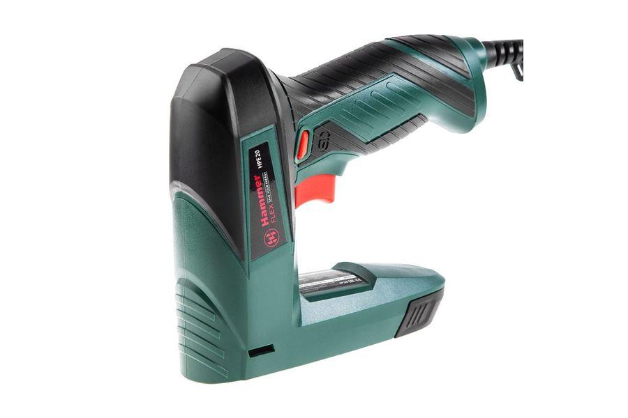 Степлер электрический Hammer «Flex HPE20»