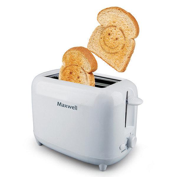 Тостер Maxwell MW-1505 W