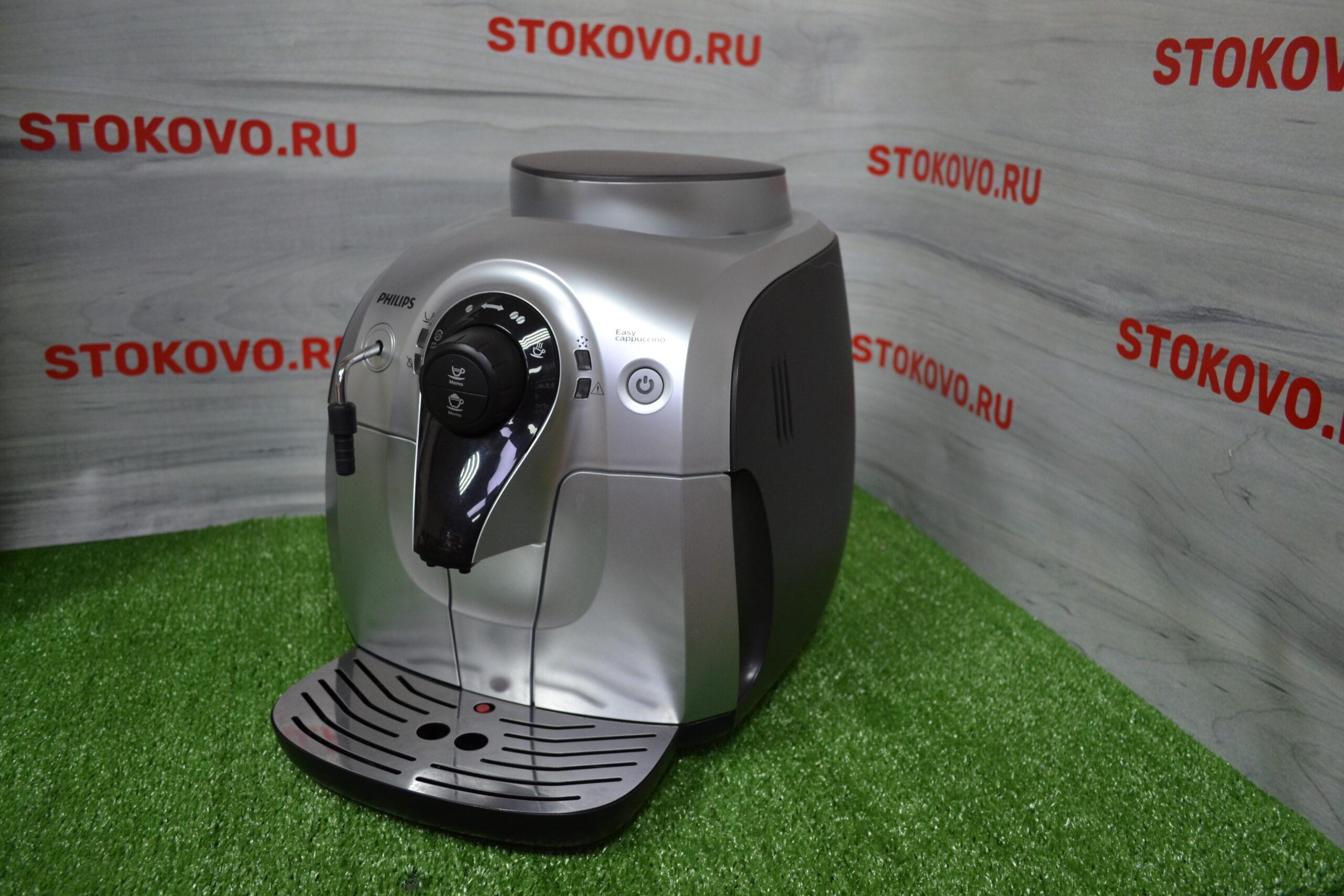 Автоматическая Кофемашина Philips HD8654/59