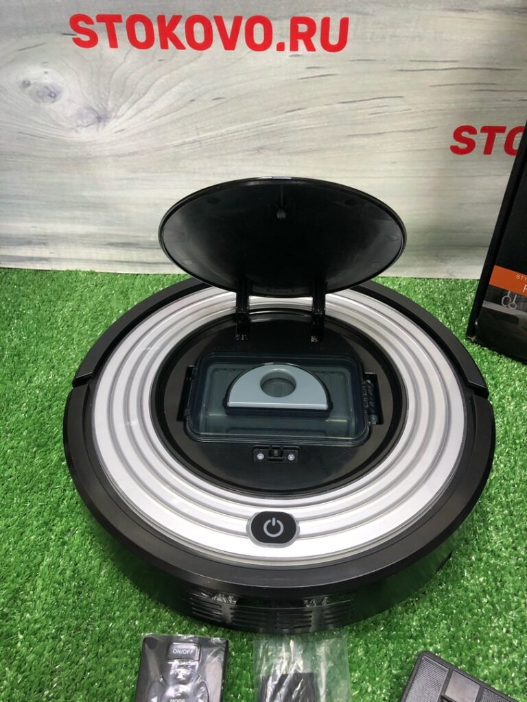 Робот-пылесос REDMOND RV-R300