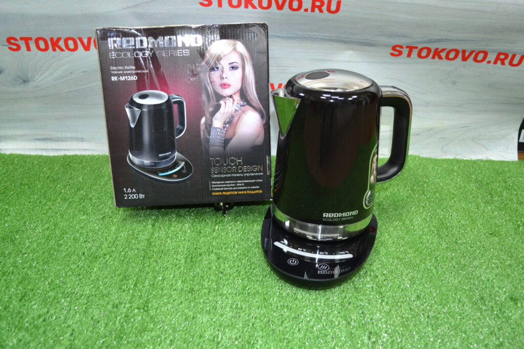 Электрический чайник REDMOND RK-M126D