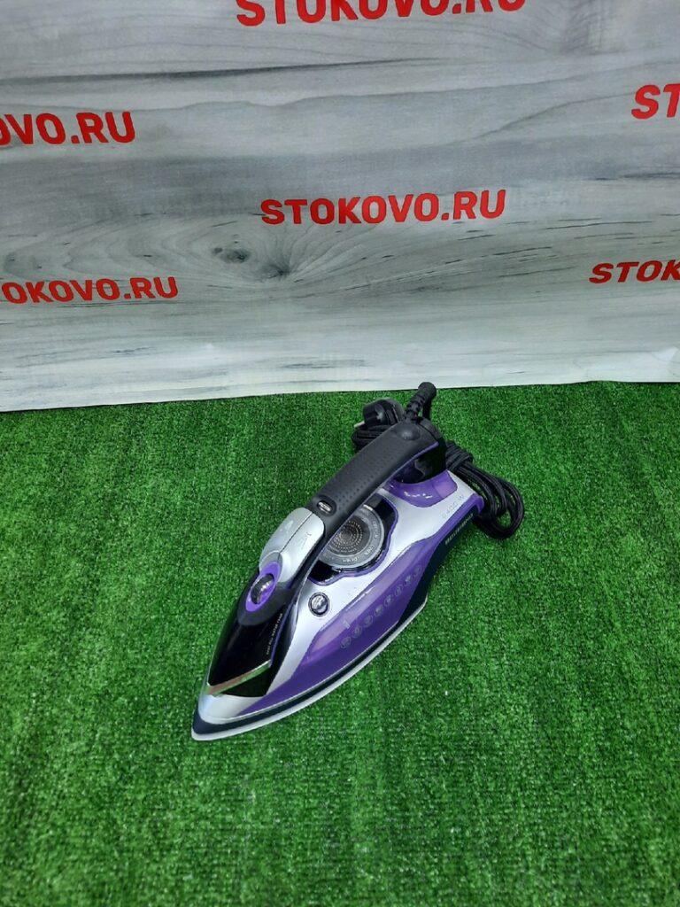 Утюг REDMOND RI-C218 фиолетовый