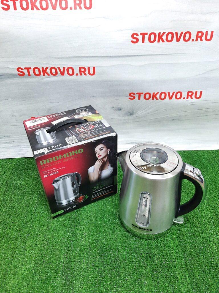 Электрический чайник REDMOND RK-M153