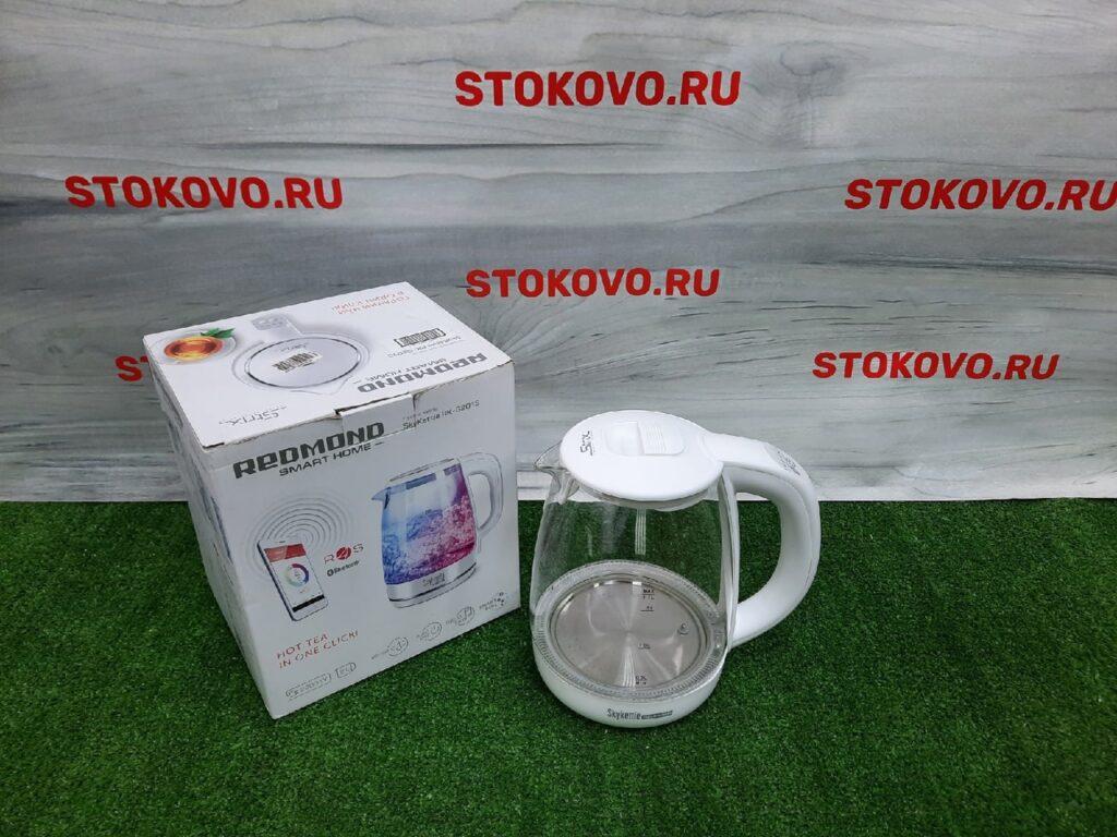 Умный чайник-светильник REDMOND SkyKettle G201S