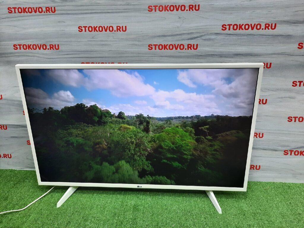 Телевизор LG 43UH619V smart