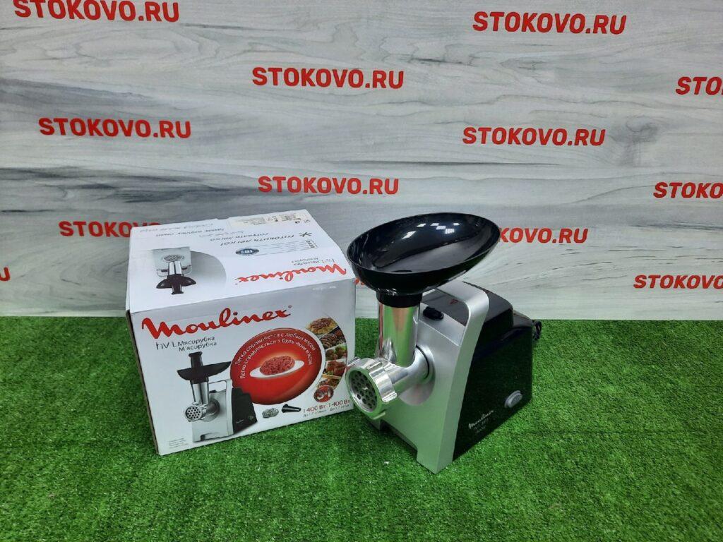 Электромясорубка Moulinex HV1 ME106832