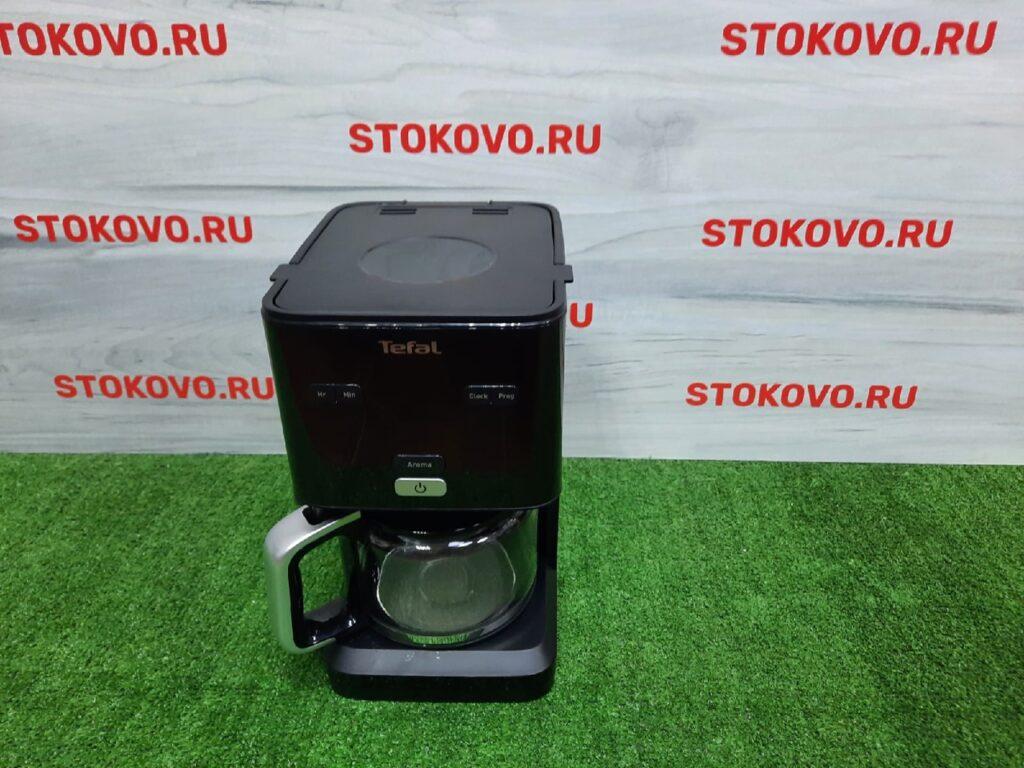 Кофеварка капельная Tefal Smart&Light CM600810